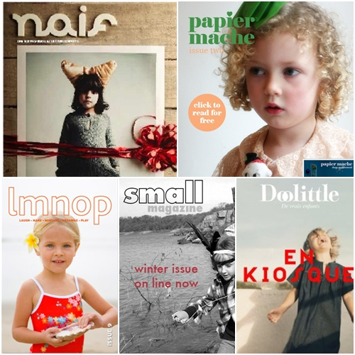 revistas decoracion infantil