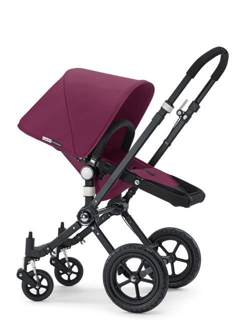 nuevo bugaboo cameleon deep purple. Black Bedroom Furniture Sets. Home Design Ideas