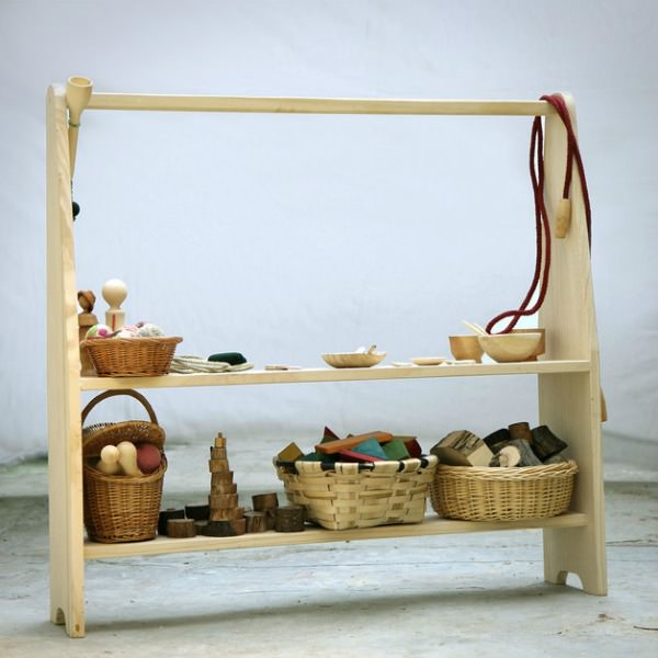 Wooden Play Structure from Madre y Padre